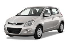 Hyundai i20 Classic Kleinwagen (2008 - 2014) 5 Türen seitlich vorne