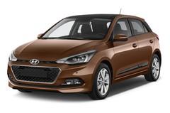 Hyundai i20 Style Kleinwagen (2014 - heute) 5 Türen seitlich vorne