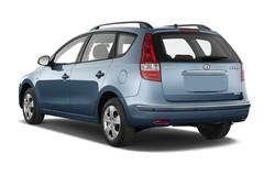 Hyundai i30 Classic Kombi (2007 - 2012) 5 Türen seitlich hinten