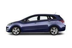Hyundai i30 Style Kombi (2012 - 2017) 5 Türen Seitenansicht