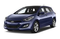 Hyundai i30 Style Kombi (2012 - 2017) 5 Türen seitlich vorne
