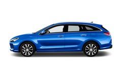 Hyundai i30 Premium Kombi (2017 - heute) 5 Türen Seitenansicht