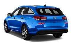 Hyundai i30 Premium Kombi (2017 - heute) 5 Türen seitlich hinten