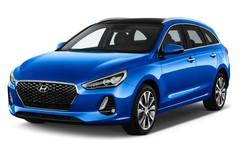 Hyundai i30 Premium Kombi (2017 - heute) 5 Türen seitlich vorne