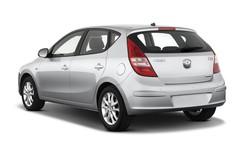 Hyundai i30 Style Kompaktklasse (2007 - 2012) 5 Türen seitlich hinten