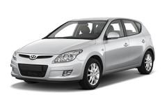 Hyundai i30 Style Kompaktklasse (2007 - 2012) 5 Türen seitlich vorne