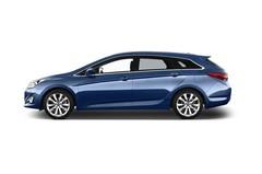 Hyundai i40 Style Kombi (2011 - heute) 5 Türen Seitenansicht