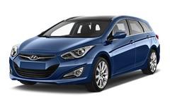 Hyundai i40 Style Kombi (2011 - heute) 5 Türen seitlich vorne