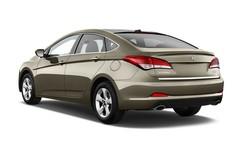 Hyundai i40 PREMIUM Limousine (2011 - heute) 4 Türen seitlich hinten