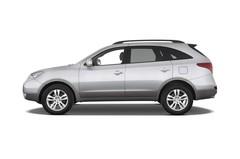 Hyundai ix55 Premium SUV (2007 - 2012) 5 Türen Seitenansicht