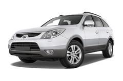 Hyundai ix55 Premium SUV (2007 - 2012) 5 Türen seitlich vorne mit Felge