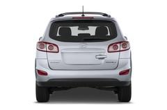 Hyundai Santa Fe Comfort SUV (2006 - 2012) 5 Türen Heckansicht