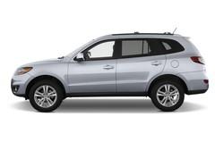 Hyundai Santa Fe Comfort SUV (2006 - 2012) 5 Türen Seitenansicht