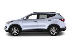 Hyundai Santa Fe Premium SUV (2012 - heute) 5 Türen Seitenansicht