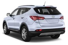 Hyundai Santa Fe Premium SUV (2012 - heute) 5 Türen seitlich hinten