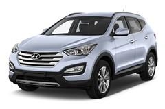 Hyundai Santa Fe Premium SUV (2012 - heute) 5 Türen seitlich vorne