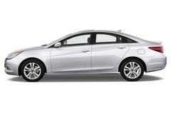 Hyundai Sonata Comfort Limousine (2005 - 2010) 4 Türen Seitenansicht