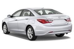 Hyundai Sonata Comfort Limousine (2005 - 2010) 4 Türen seitlich hinten