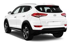 Hyundai Tucson Premium SUV (2015 - heute) 5 Türen seitlich hinten