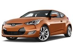 Hyundai Veloster Style Coupé (2011 - heute) 4 Türen seitlich vorne mit Felge