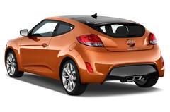 Hyundai Veloster Style Coupé (2011 - heute) 4 Türen seitlich hinten