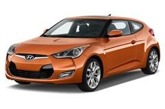Hyundai Veloster Style Coupé (2011 - heute) 4 Türen seitlich vorne