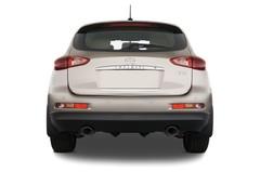 Infiniti EX - SUV (2007 - 2013) 5 Türen Heckansicht