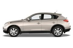 Infiniti EX - SUV (2007 - 2013) 5 Türen Seitenansicht