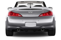 Infiniti G37 - Cabrio (2009 - 2013) 2 Türen Heckansicht