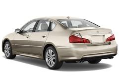Infiniti M - Limousine (2010 - 2013) 4 Türen seitlich hinten