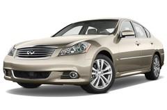 Infiniti M - Limousine (2010 - 2013) 4 Türen seitlich vorne mit Felge