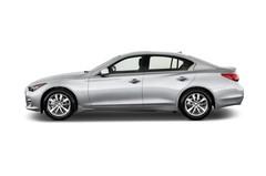 Infiniti Q50 Pack 1 Limousine (2013 - heute) 4 Türen Seitenansicht