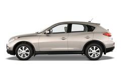 Infiniti QX50 3.7 SUV (2013 - heute) 5 Türen Seitenansicht