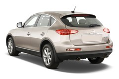Infiniti QX50 3.7 SUV (2013 - heute) 5 Türen seitlich hinten
