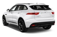 Jaguar F-Pace R-Sport SUV (2015 - heute) 5 Türen seitlich hinten