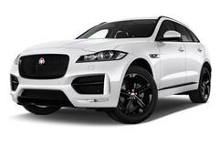 Jaguar F-Pace R-Sport SUV (2015 - heute) 5 Türen seitlich vorne mit Felge