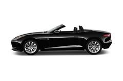 Jaguar F-Type - Cabrio (2012 - heute) 2 Türen Seitenansicht