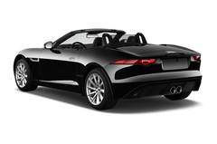 Jaguar F-Type - Cabrio (2012 - heute) 2 Türen seitlich hinten