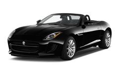 Jaguar F-Type - Cabrio (2012 - heute) 2 Türen seitlich vorne