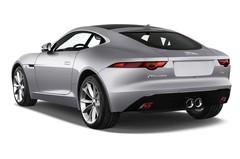 Jaguar F-Type S Coupé (2013 - heute) 3 Türen seitlich hinten