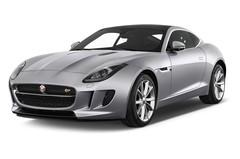 Jaguar F-Type S Coupé (2013 - heute) 3 Türen seitlich vorne