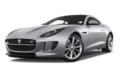 Jaguar F-Type S Coupé (2013 - heute) 3 Türen seitlich vorne mit Felge