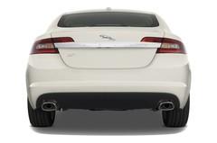 Jaguar XF Luxury Limousine (2008 - 2014) 4 Türen Heckansicht