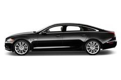 Jaguar XJ Supersport Limousine (2009 - heute) 4 Türen Seitenansicht