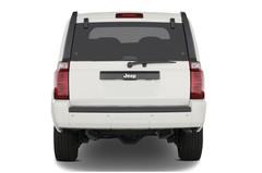 Jeep Commander Limited SUV (2006 - 2010) 5 Türen Heckansicht