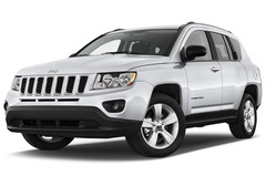 Jeep Compass Sport SUV (2007 - 2016) 5 Türen seitlich vorne mit Felge