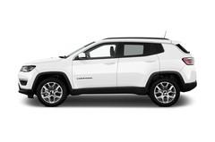 Jeep Compass Longitude SUV (2017 - heute) 5 Türen Seitenansicht