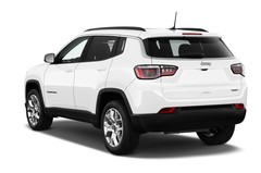 Jeep Compass Longitude SUV (2017 - heute) 5 Türen seitlich hinten