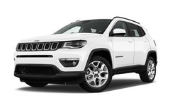 Jeep Compass Longitude SUV (2017 - heute) 5 Türen seitlich vorne mit Felge