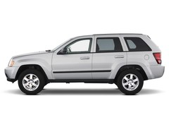 Jeep Grand Cherokee Laredo SUV (2005 - 2010) 5 Türen Seitenansicht